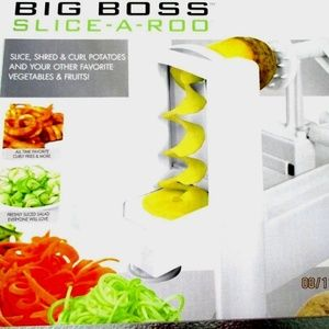Big Boss Slice-A-Roo  Slice/Shred/Curl Veggies
